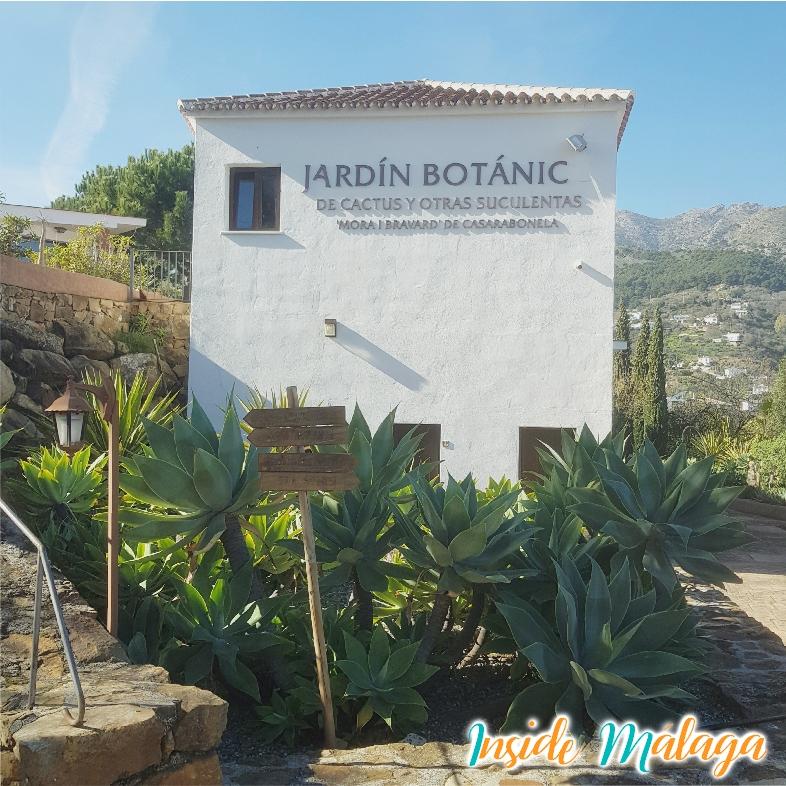 Jardín Botánico Cactus y Suculentas Casarabonela