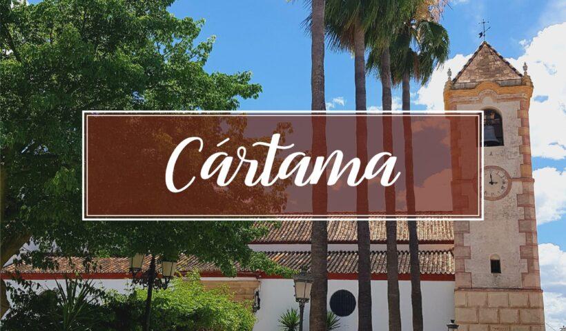 Cartama Pueblo Iglesia Malaga