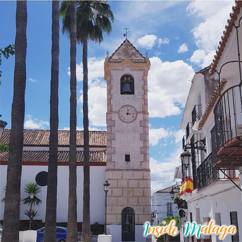 Iglesia San Pedro Apóstol Cartama Malaga