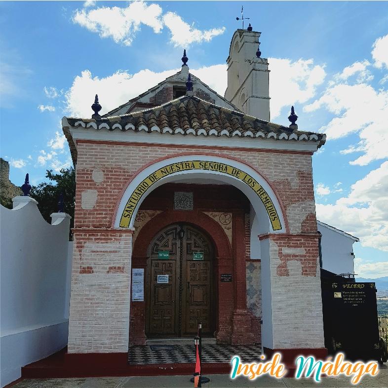 Santuario de Nuestra Señora de los Remedios Cartama