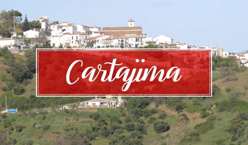 Cartajima Village Town Malaga