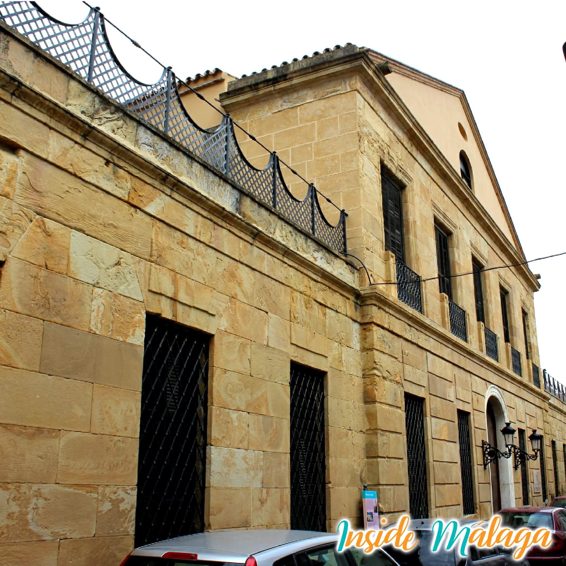 Thermal Baths Nuestra Señora de la SaludCarratraca Malaga