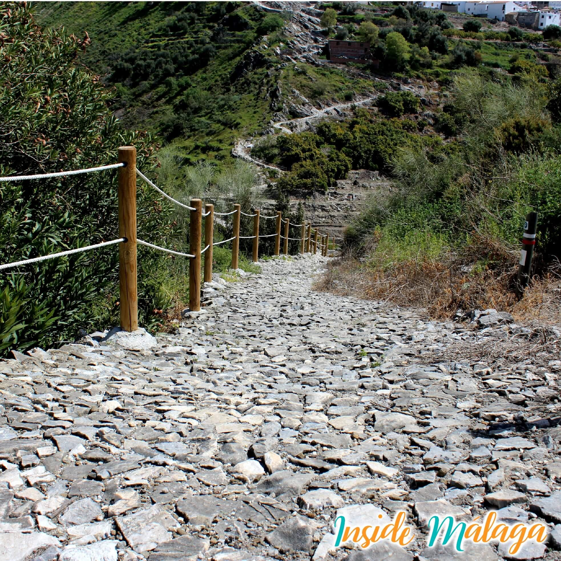 Romeinse Weg Canillas de Albaida