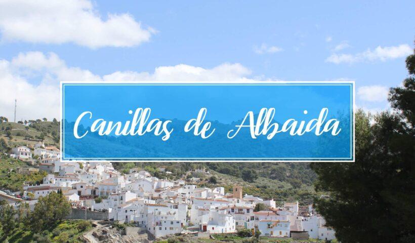 Canillas De Albaida Pueblo Malaga