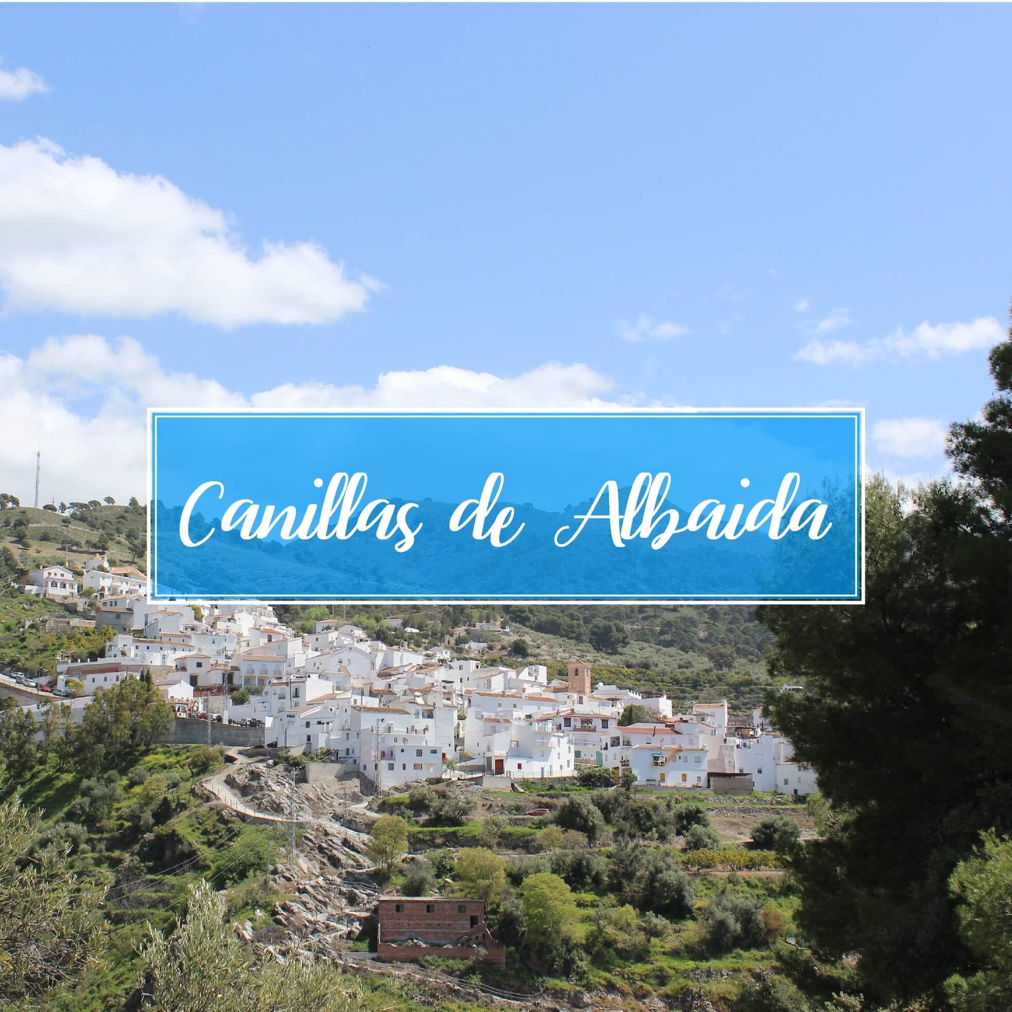 Canillas De Albaida Town Village Malaga
