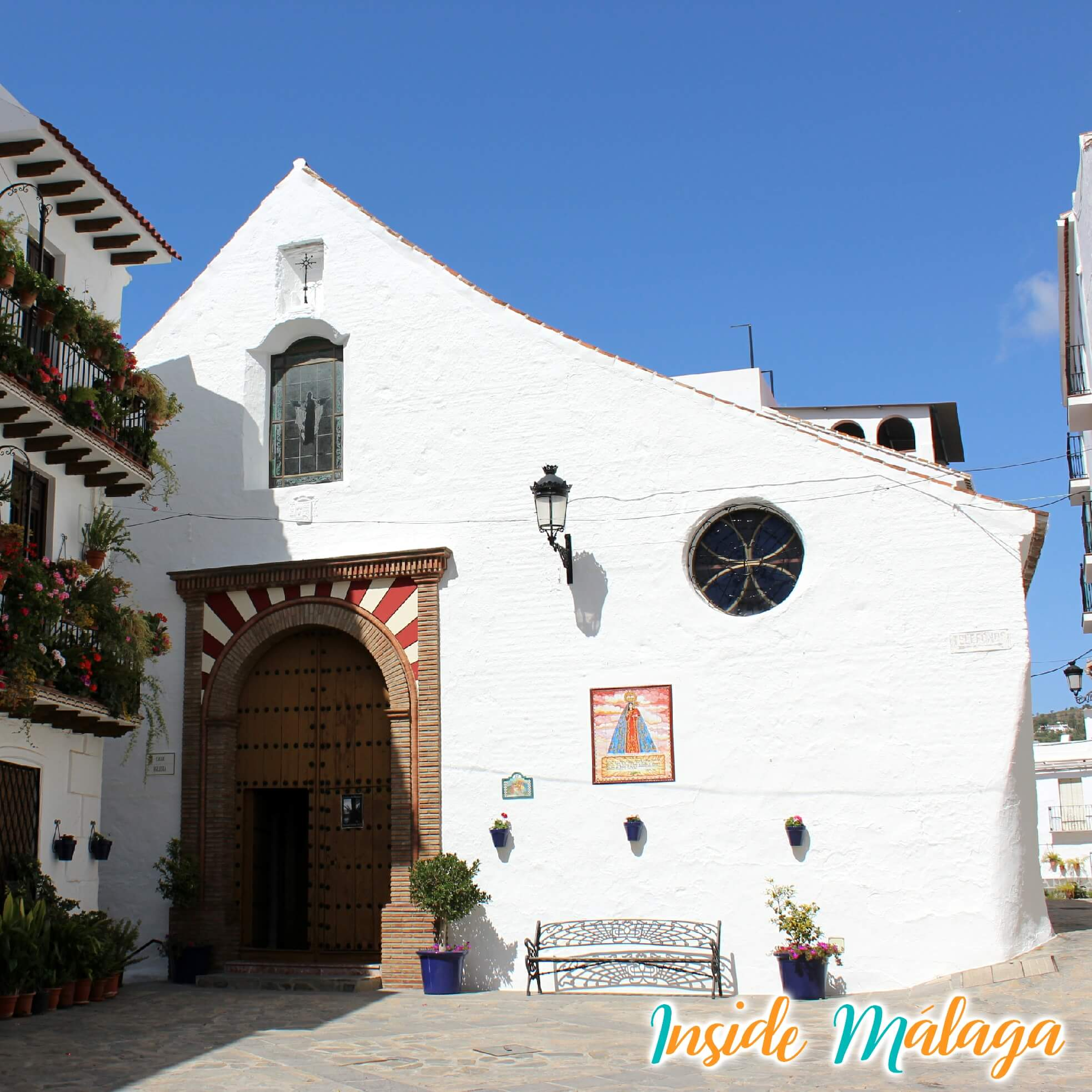 Church Nuestra Señora de la Expectación Canillas de Albaida