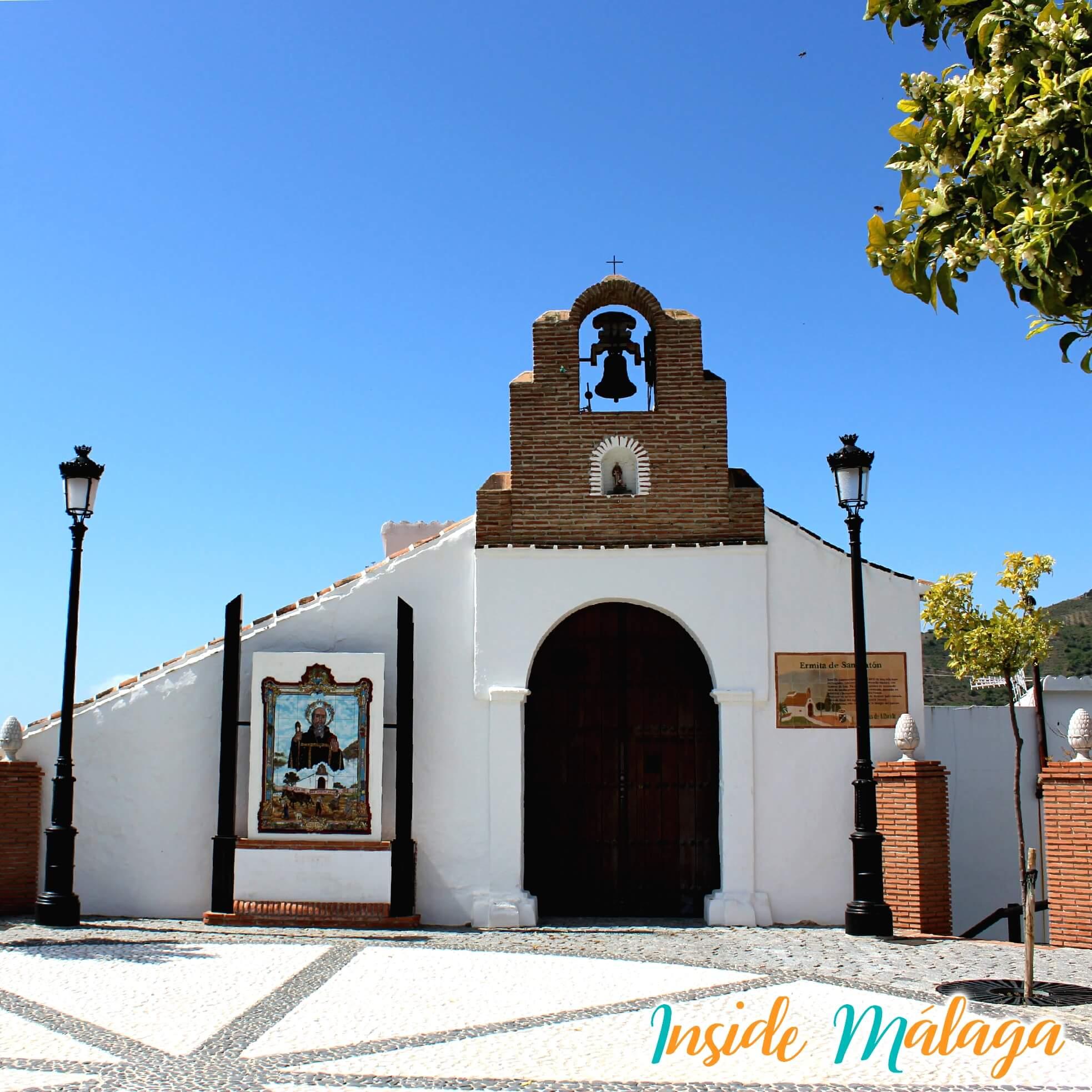 Ermita de San Anton Canillas de Albaida