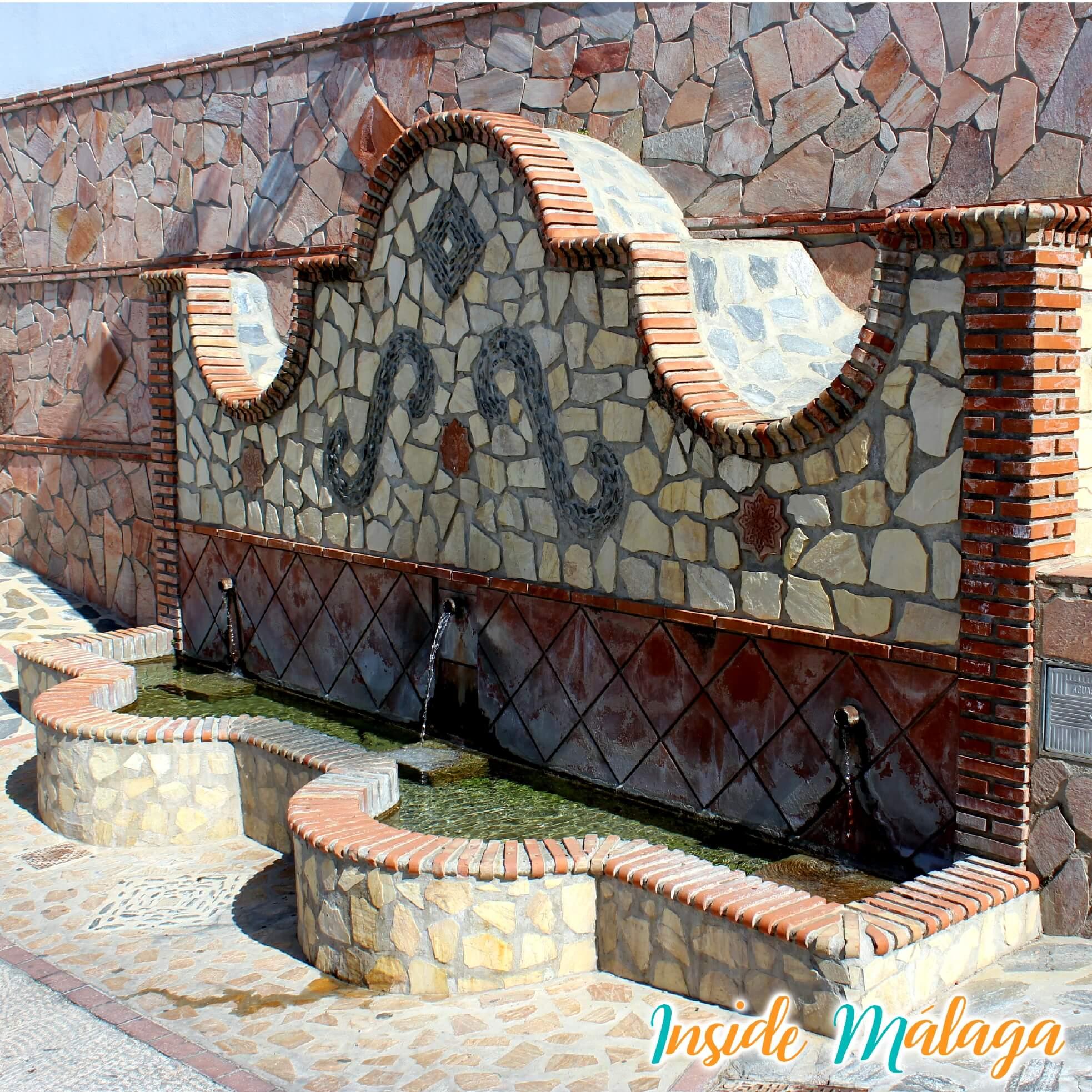 Fountain Canillas de Albaida