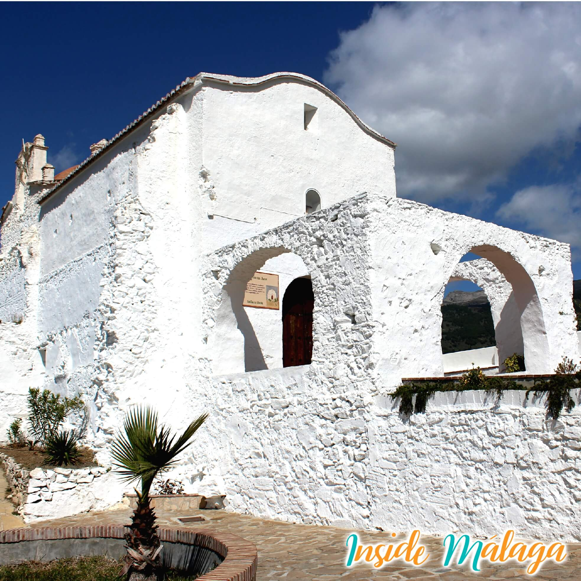 Hermitage Santa Ana Canillas de Albaida