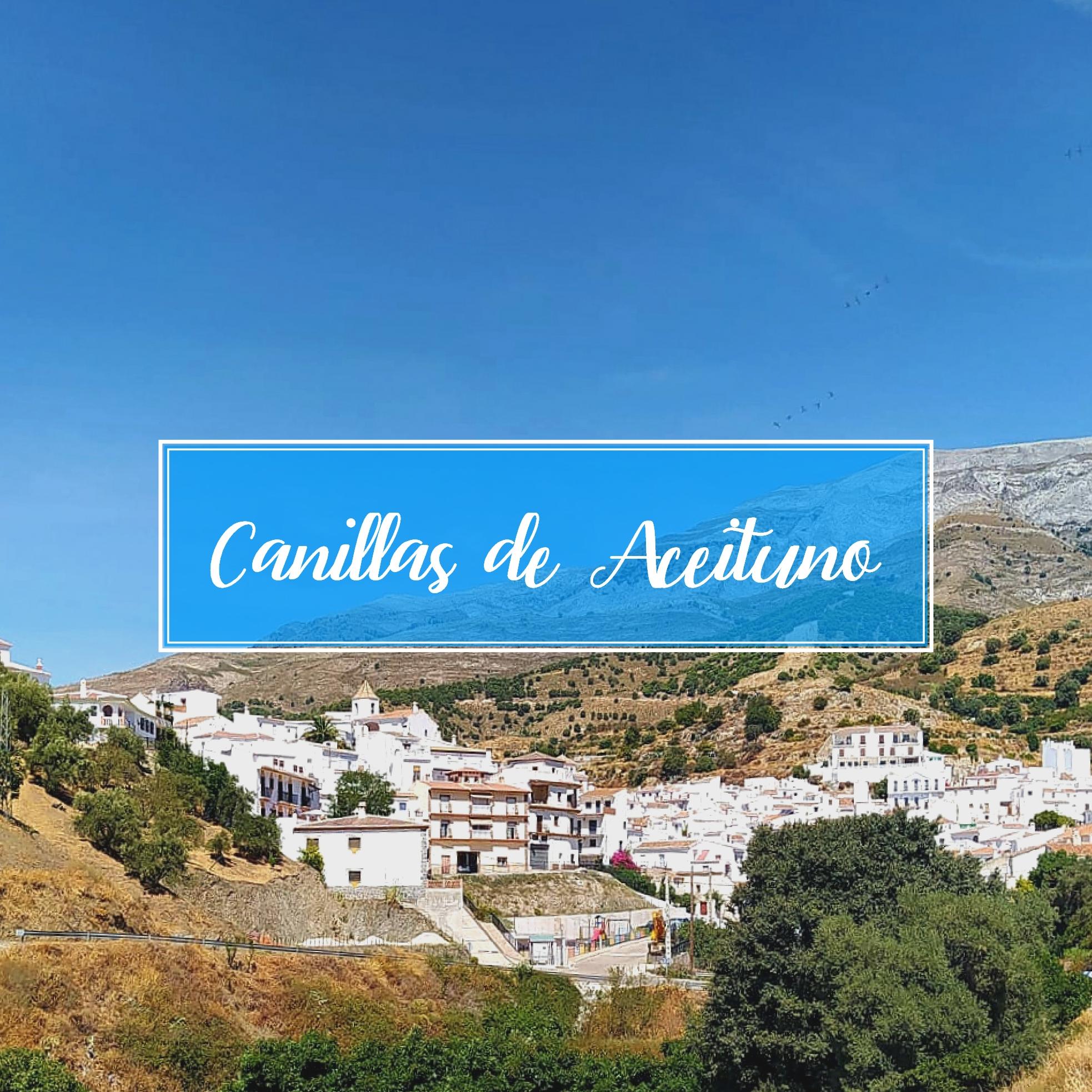 Canillas del Aceituno Pueblo Malaga