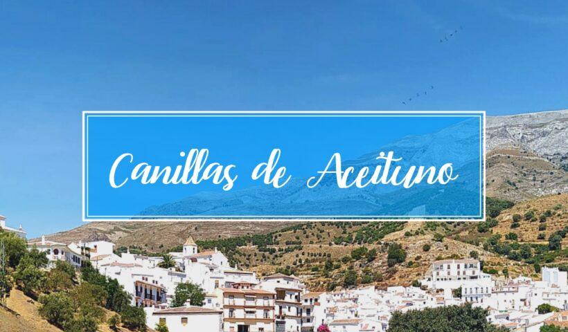 Canillas del Aceituno Town Village Malaga