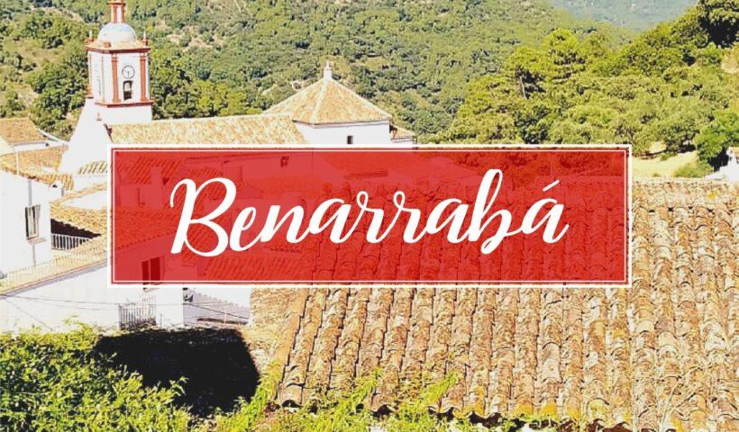 Benarraba Village Town Malaga