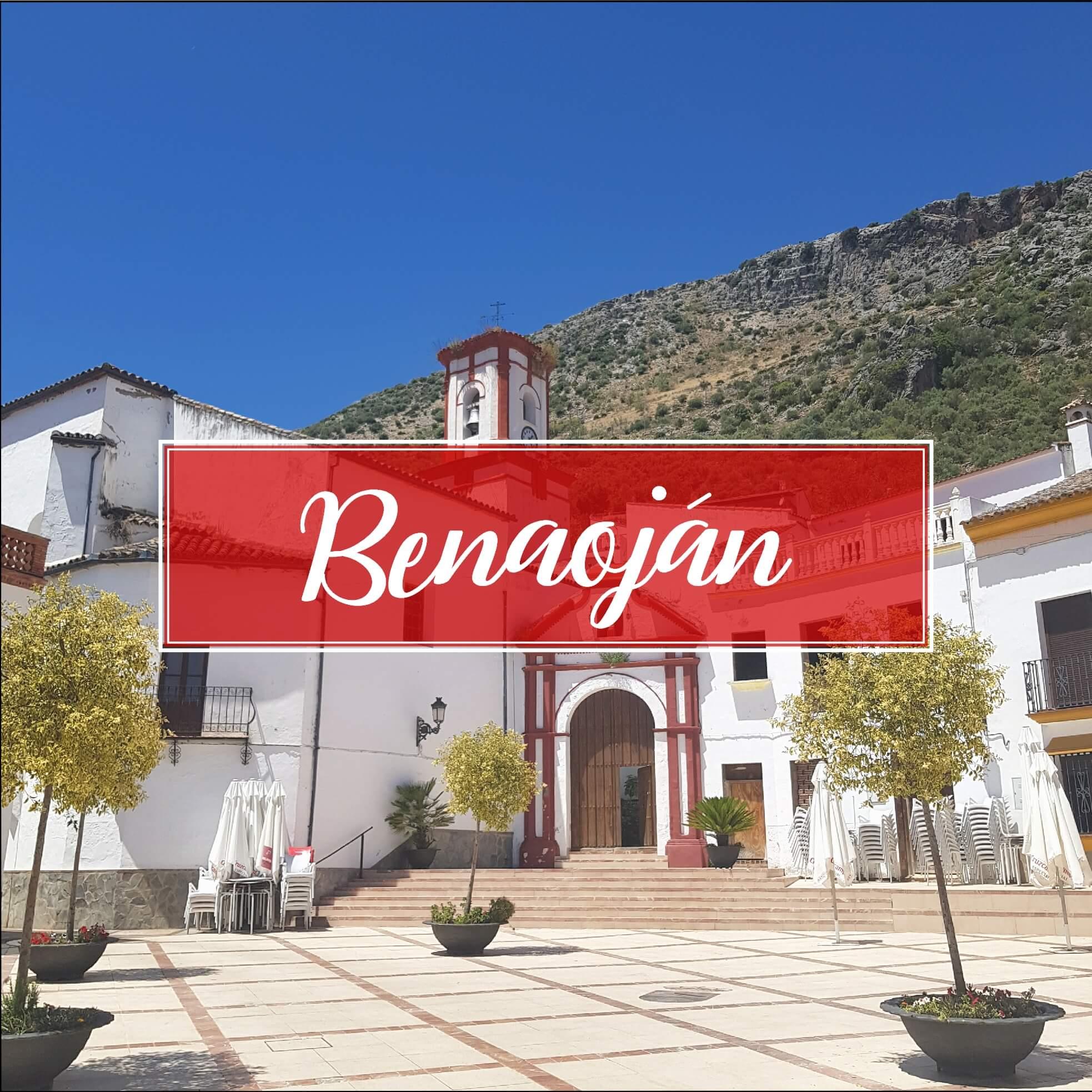 Benaojan Pueblo Malaga