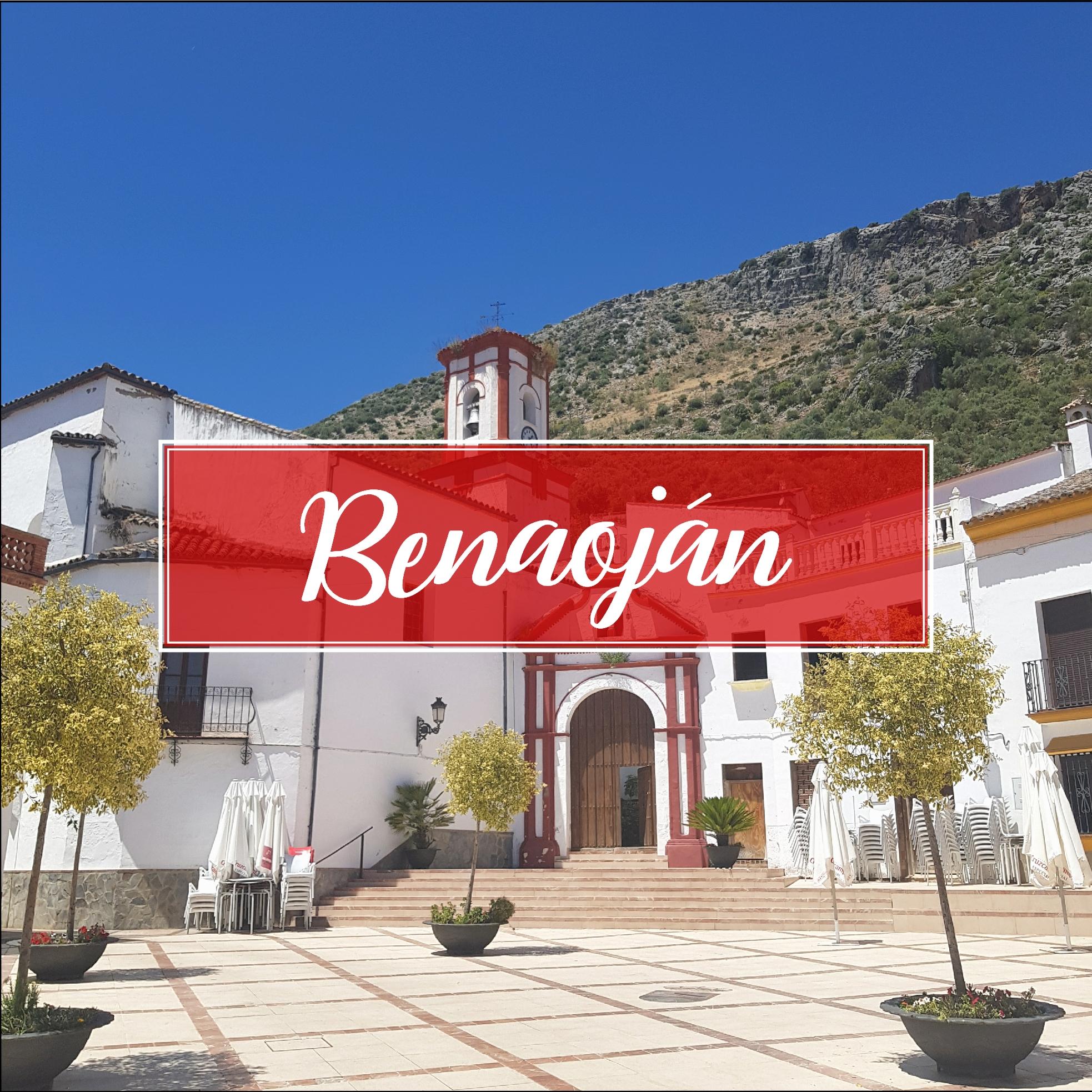 Benaojan Town Village Malaga