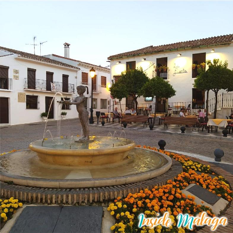 Het Meisje Benalmadena Pueblo Malaga