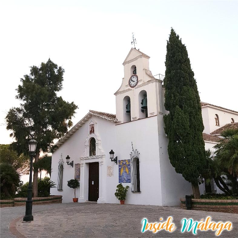 Kerk Santo Domingo de Guzmán Benalmadena Malaga