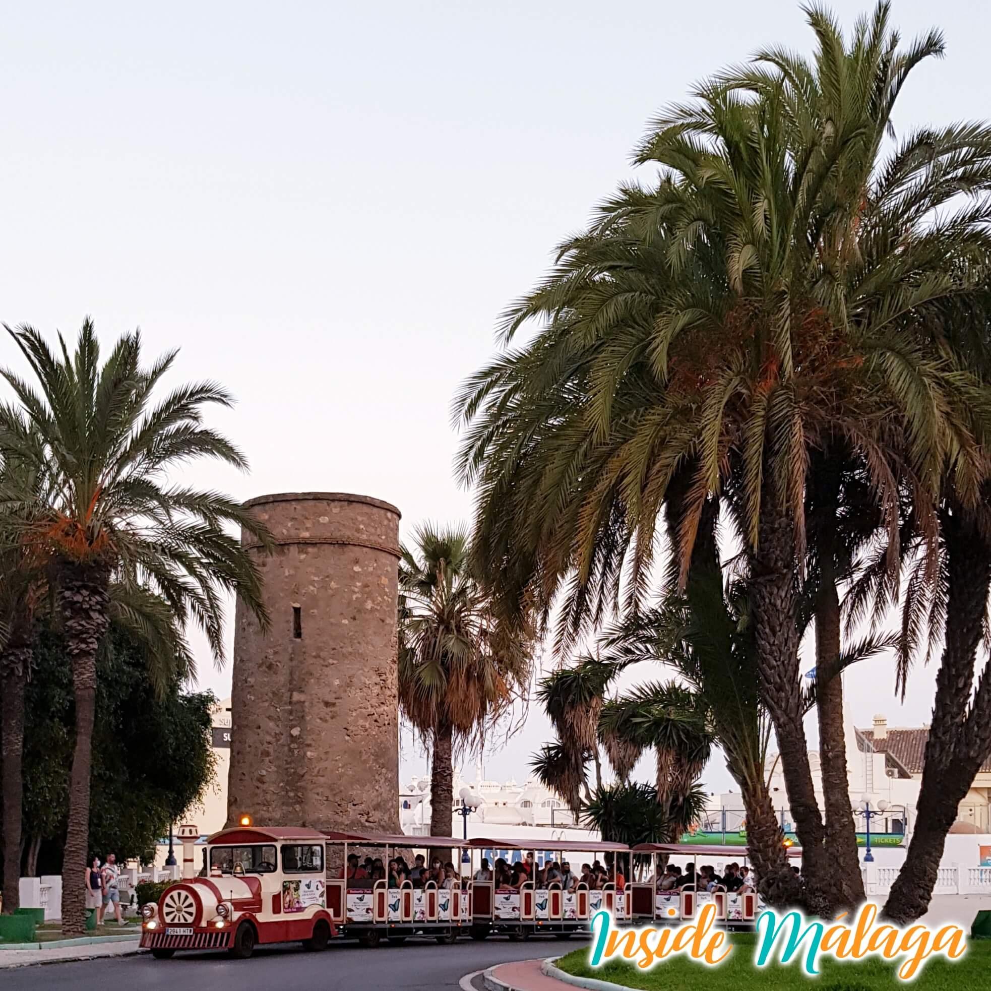 Bermeja Tower Port Benalmadena Malaga