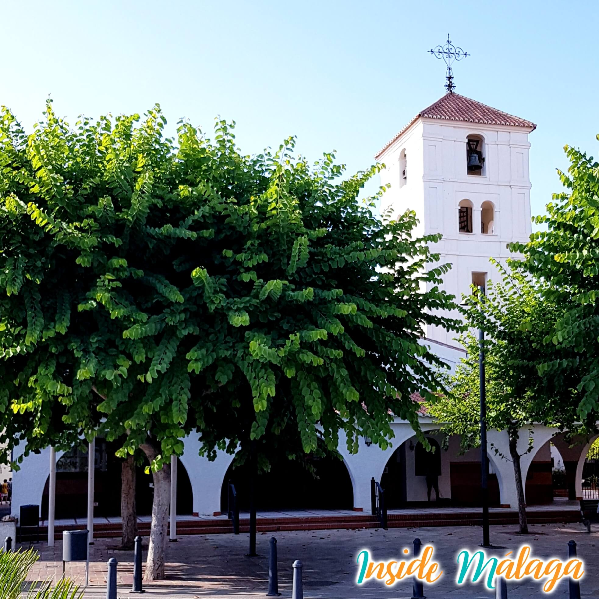 Iglesia Inmaculada Concepción Arroyo de la Miel Benalmadena
