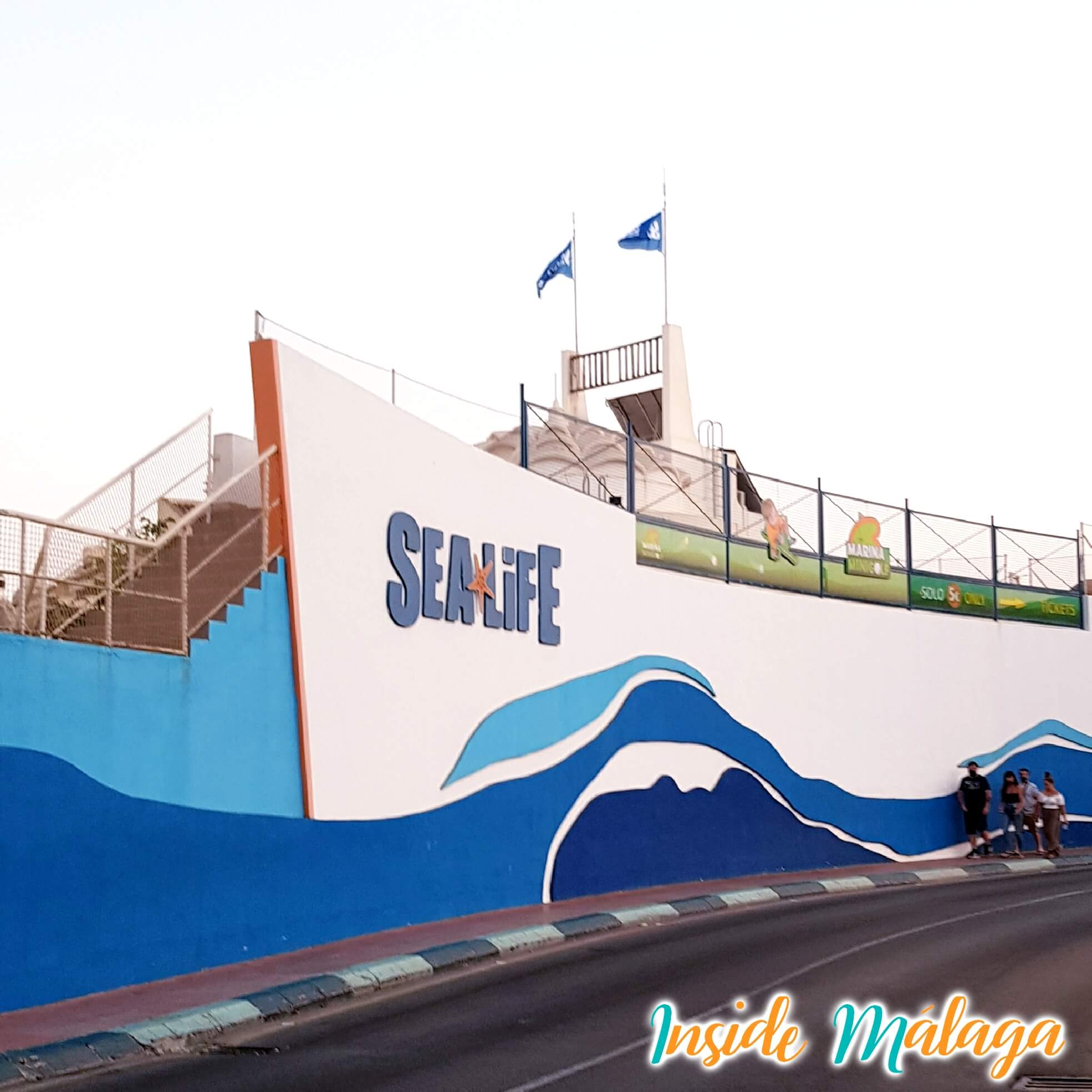 Sea Life Benalmadena Malaga