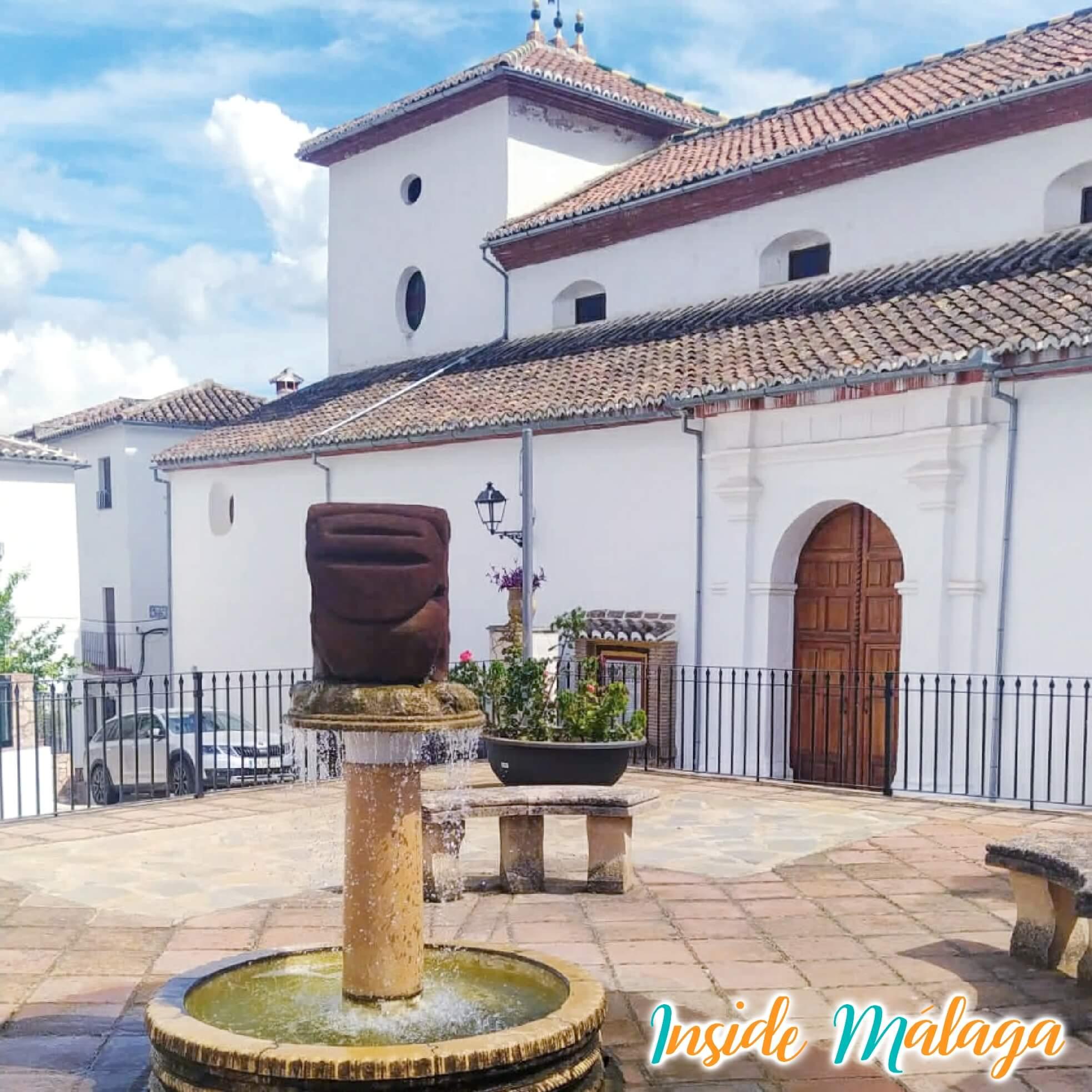 Plaza Nueva Benadalid Malaga