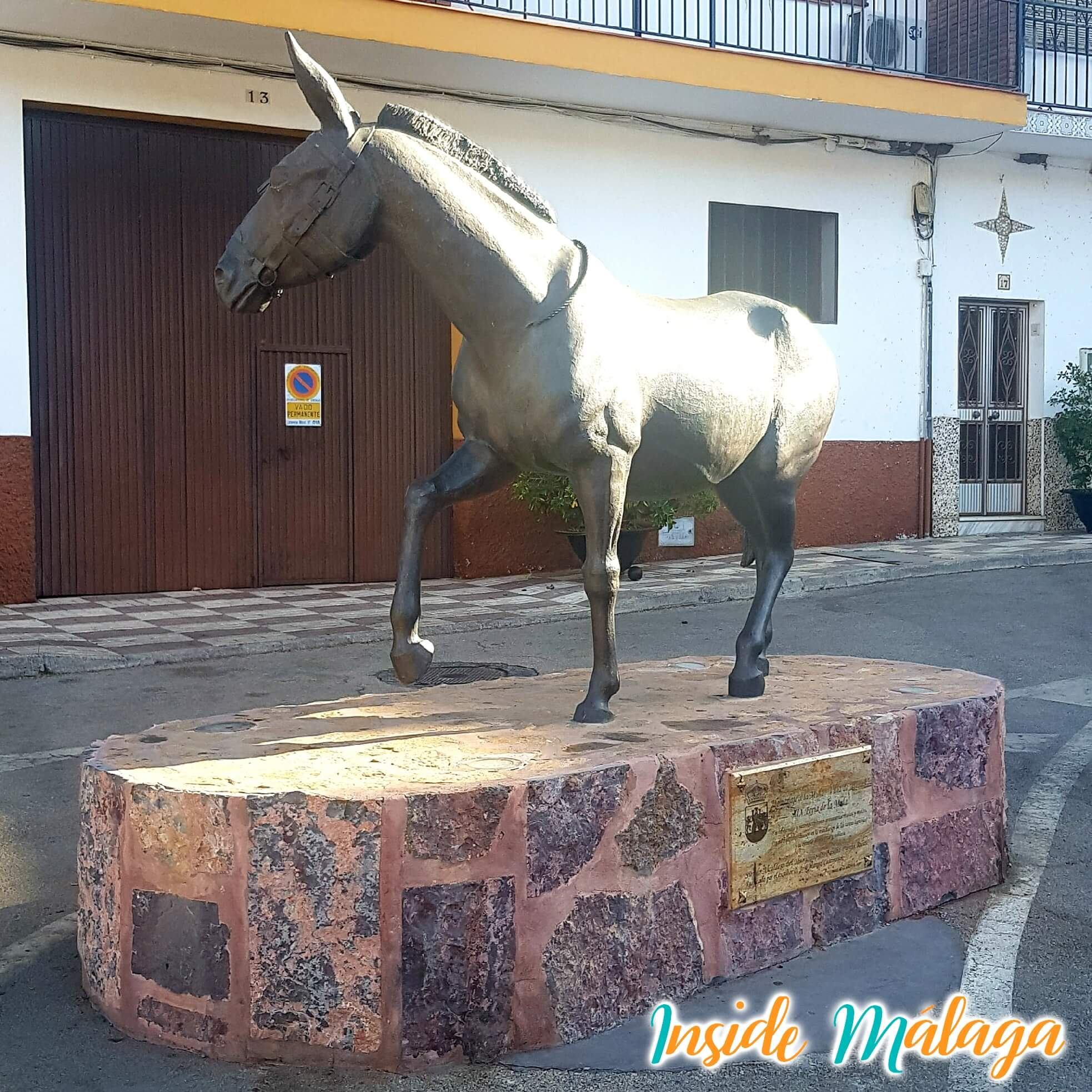 Feria de la Mula Arenas Malaga