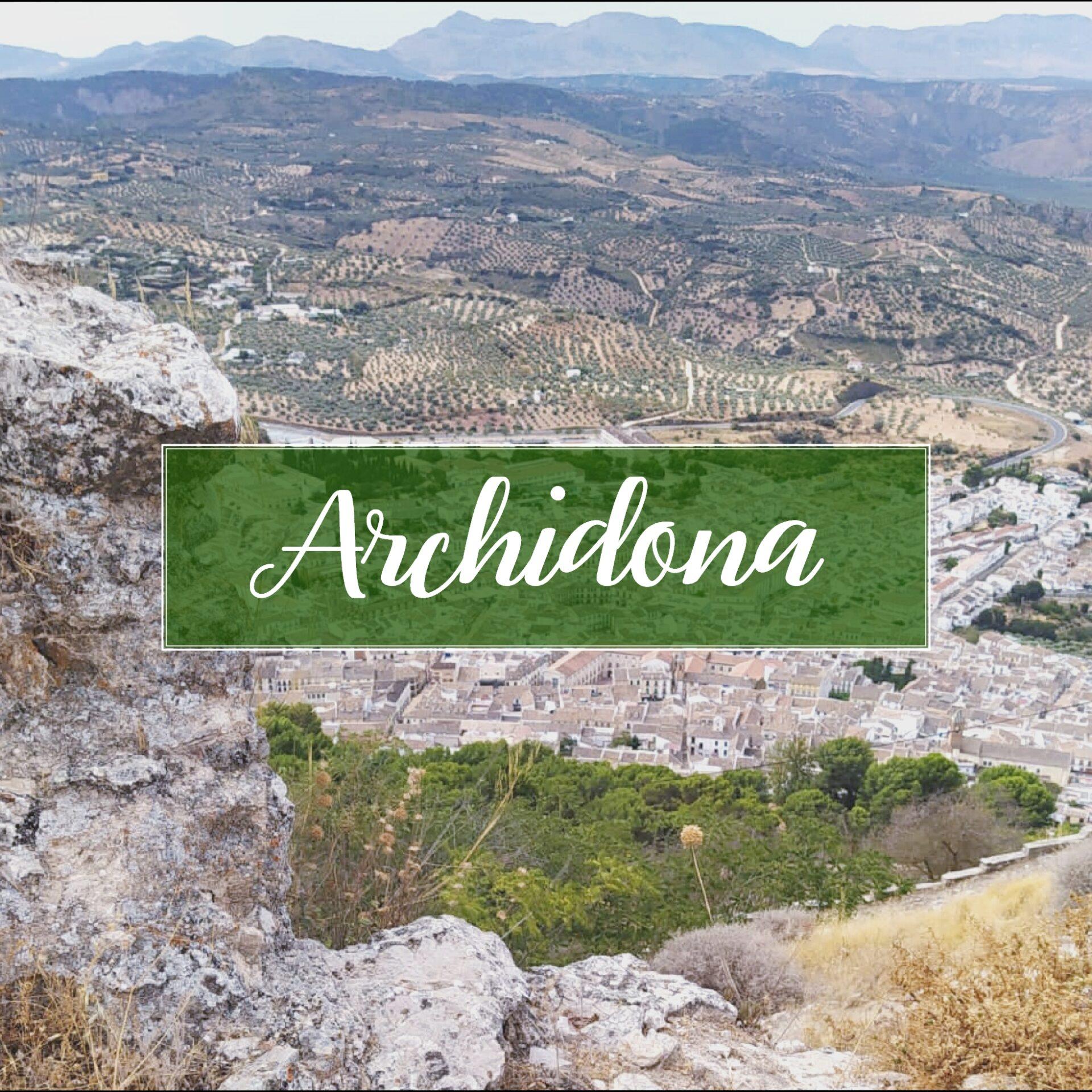 Archidona Pueblo Malaga