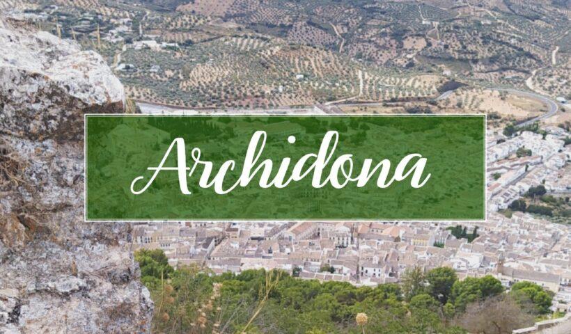 Archidona Town Village Malaga