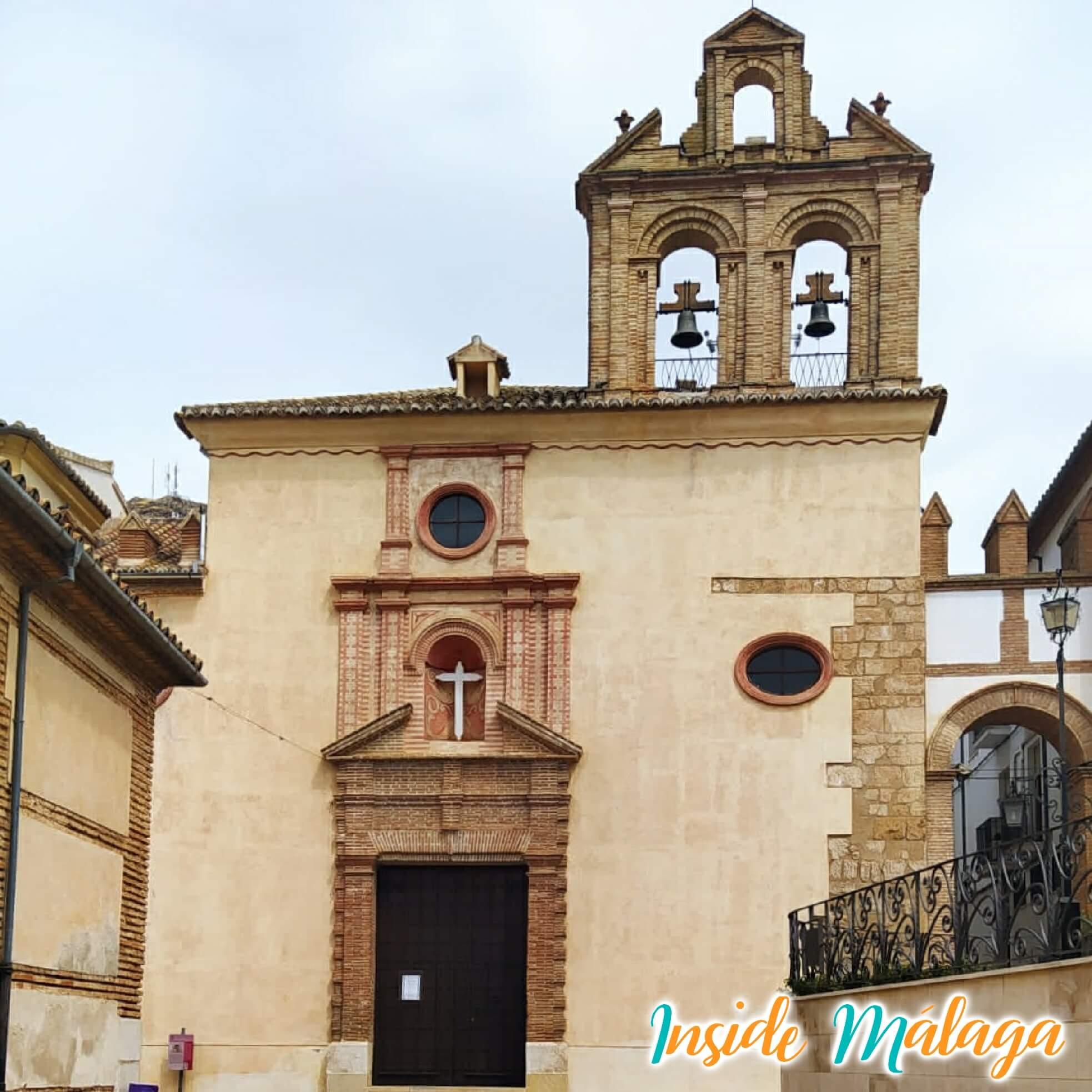 Church de la Victoria Archidona Malaga