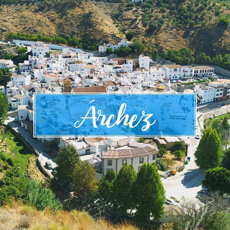 Archez Pueblo Malaga