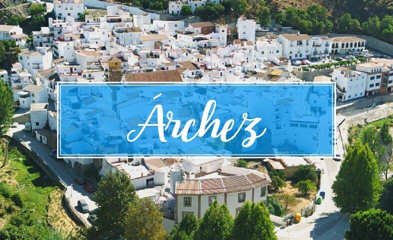 Archez Village Town Malaga