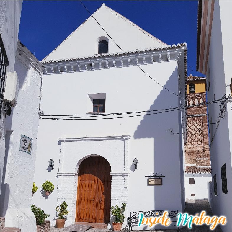 Iglesia Nuestra Señora de la Encarnación Archez Malaga