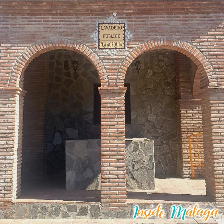 Public Lavatory Wash House Archez Malaga