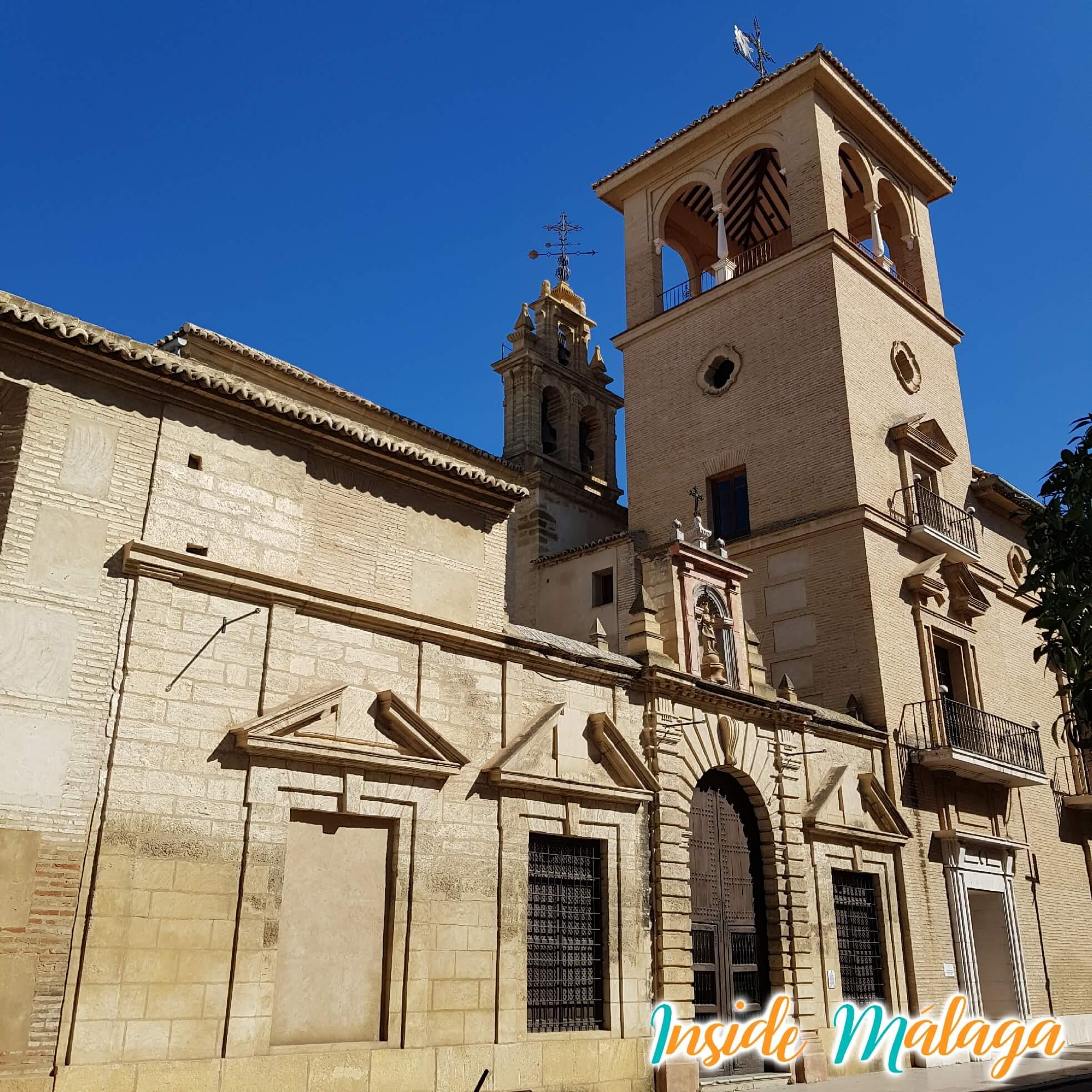 Kerk van Nuestra Señora de los Remedios Antequera