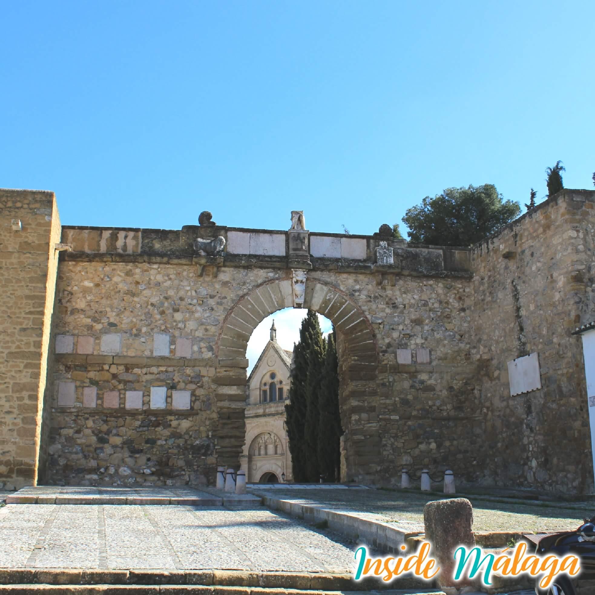 Arco de los Gigantes Antequera
