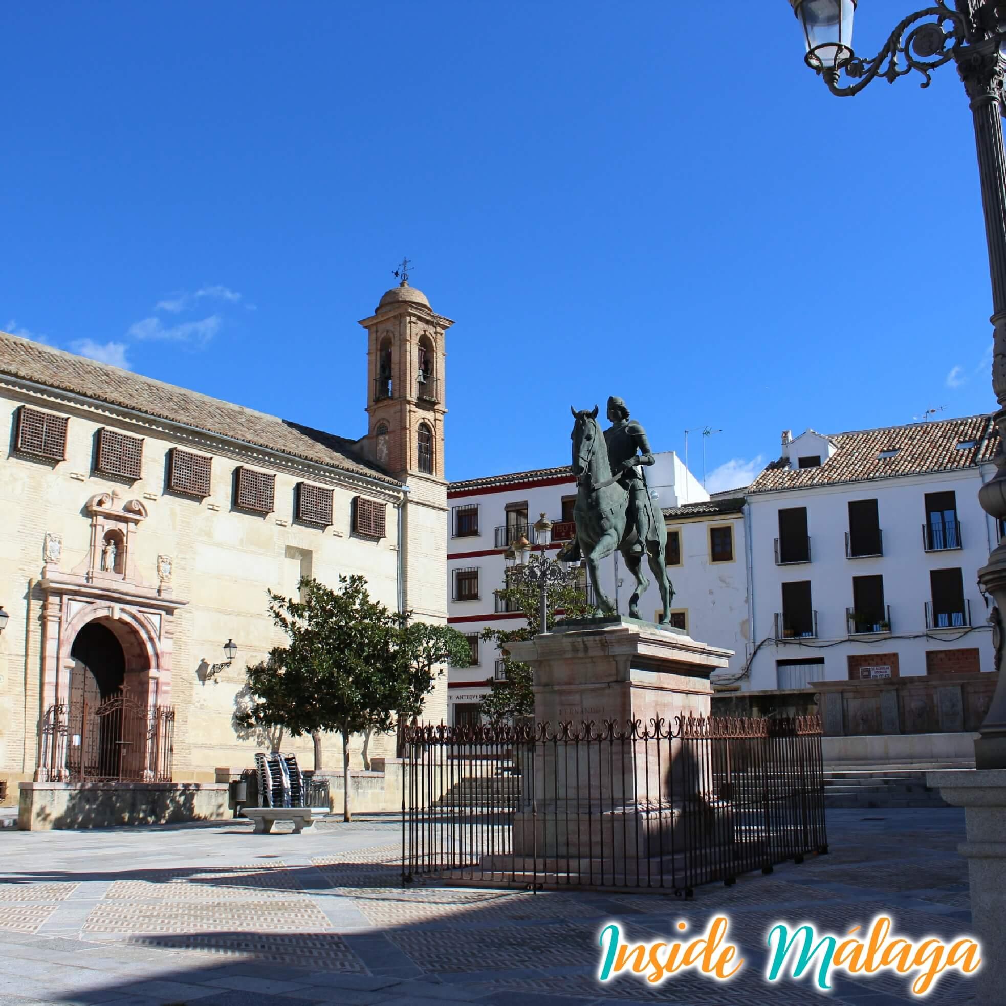 Plaza del Coso Viejo Antequera