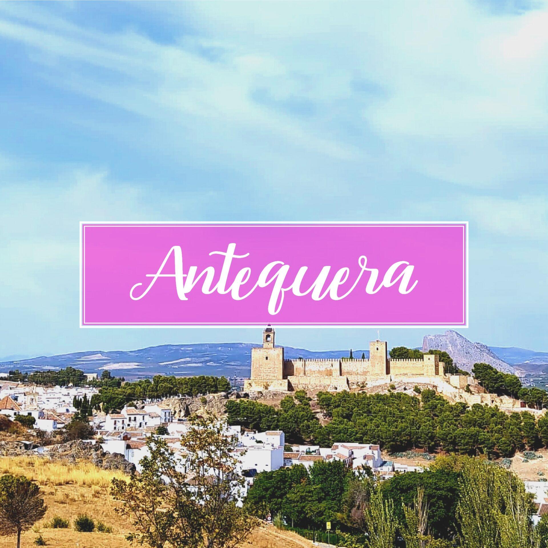 Antequera Town Village Malaga
