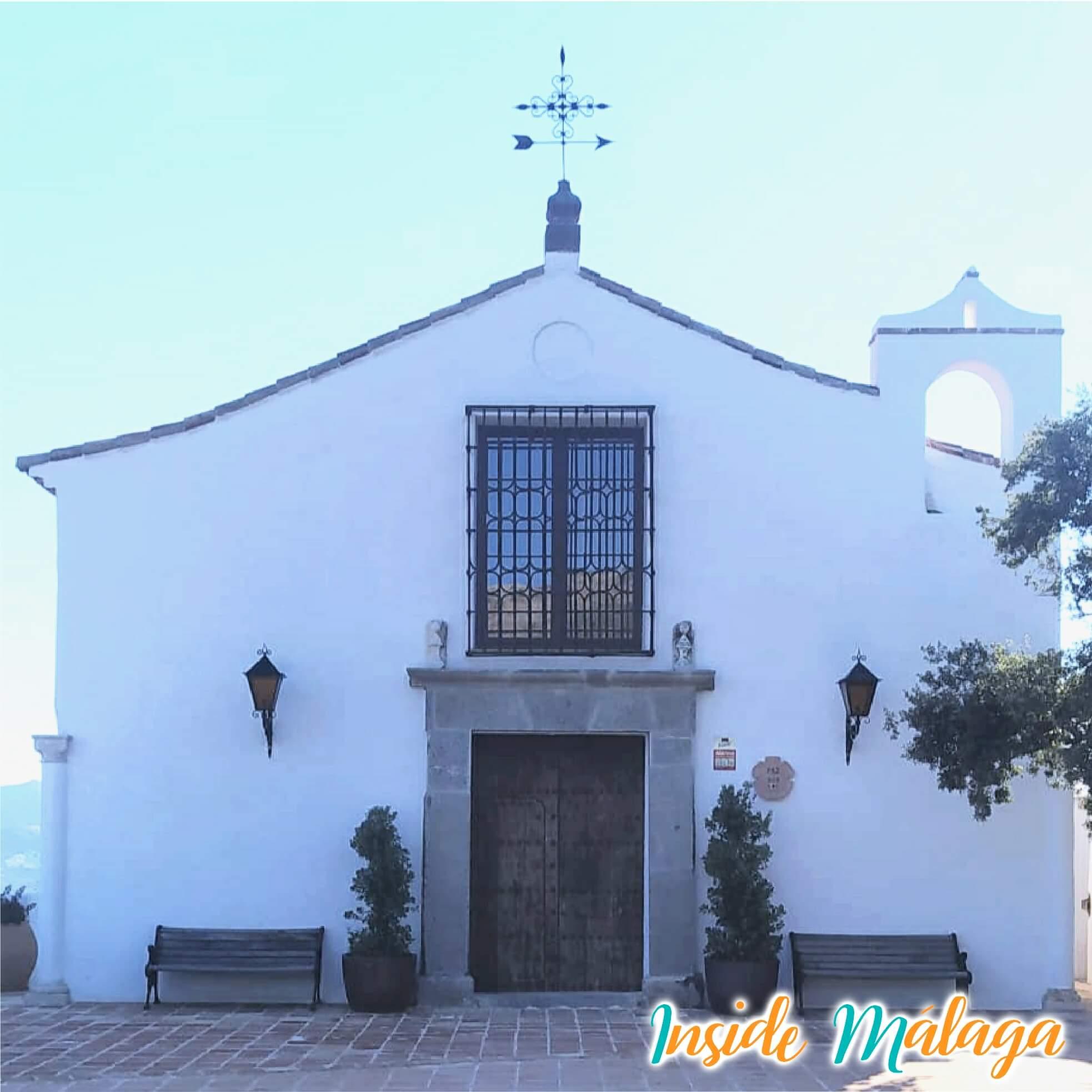 Ermita y Centro Fray Leopoldo Alpandeire Malaga