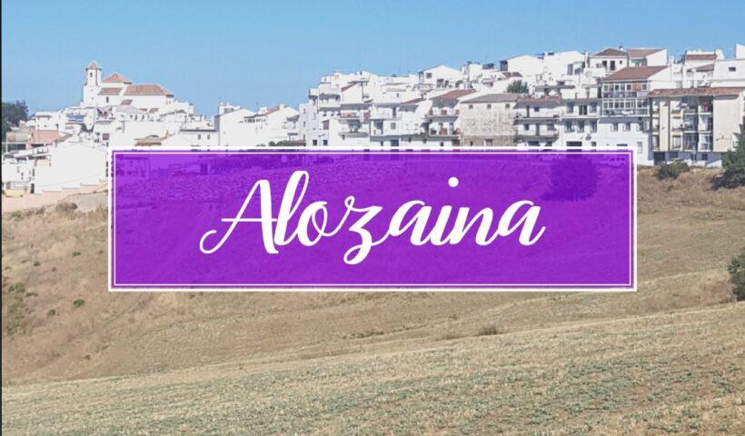 Alozaina Pueblo Malaga