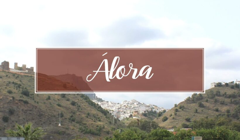 Alora Village Town Malaga