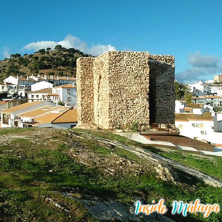 Torre de la Vela forteresse Almogia