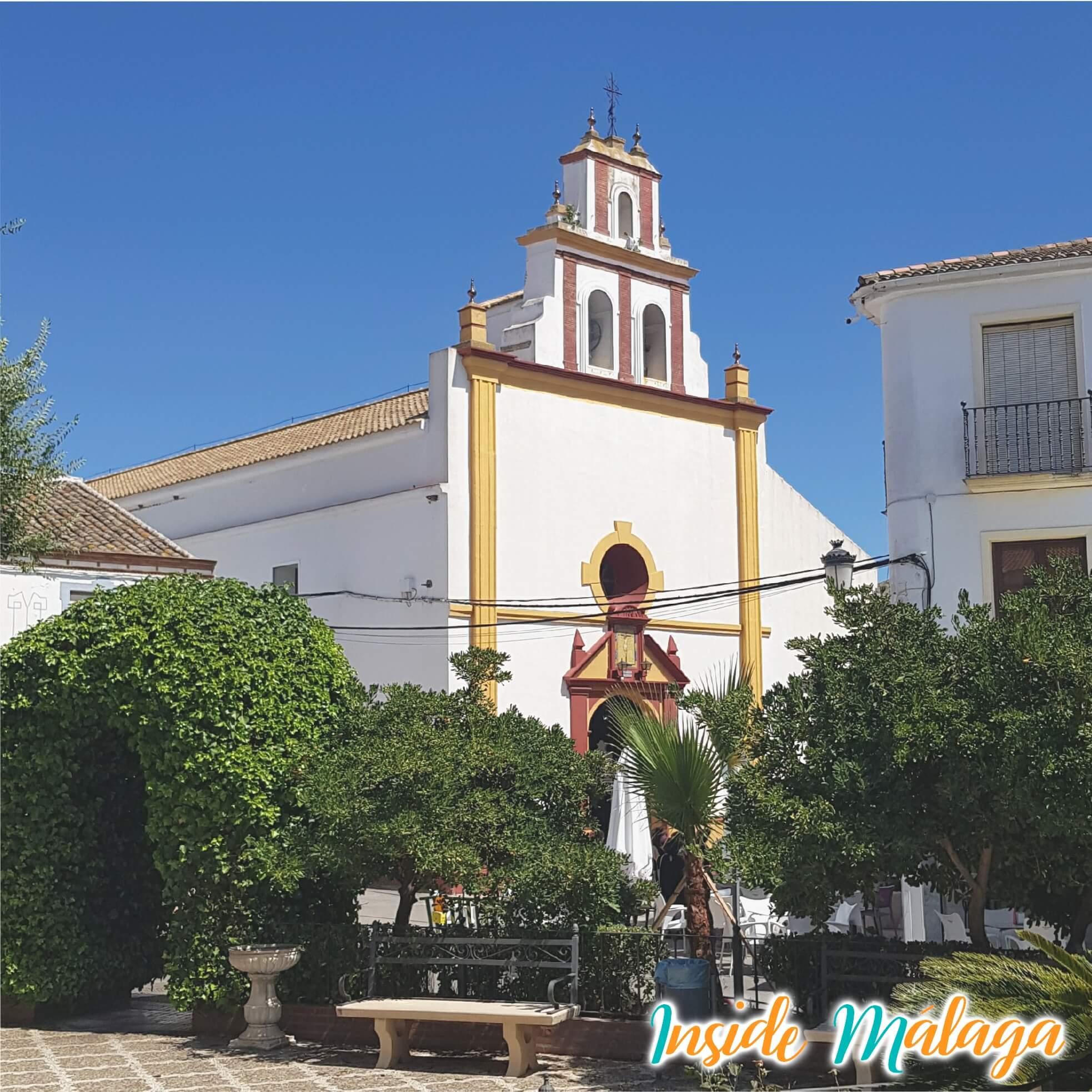 Iglesia de la Inmaculada Concepción Almargen Malaga