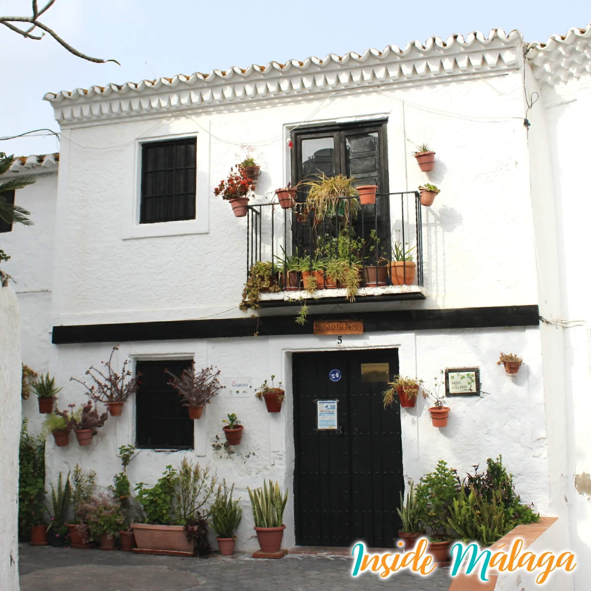 Raisin Museum Almachar Malaga