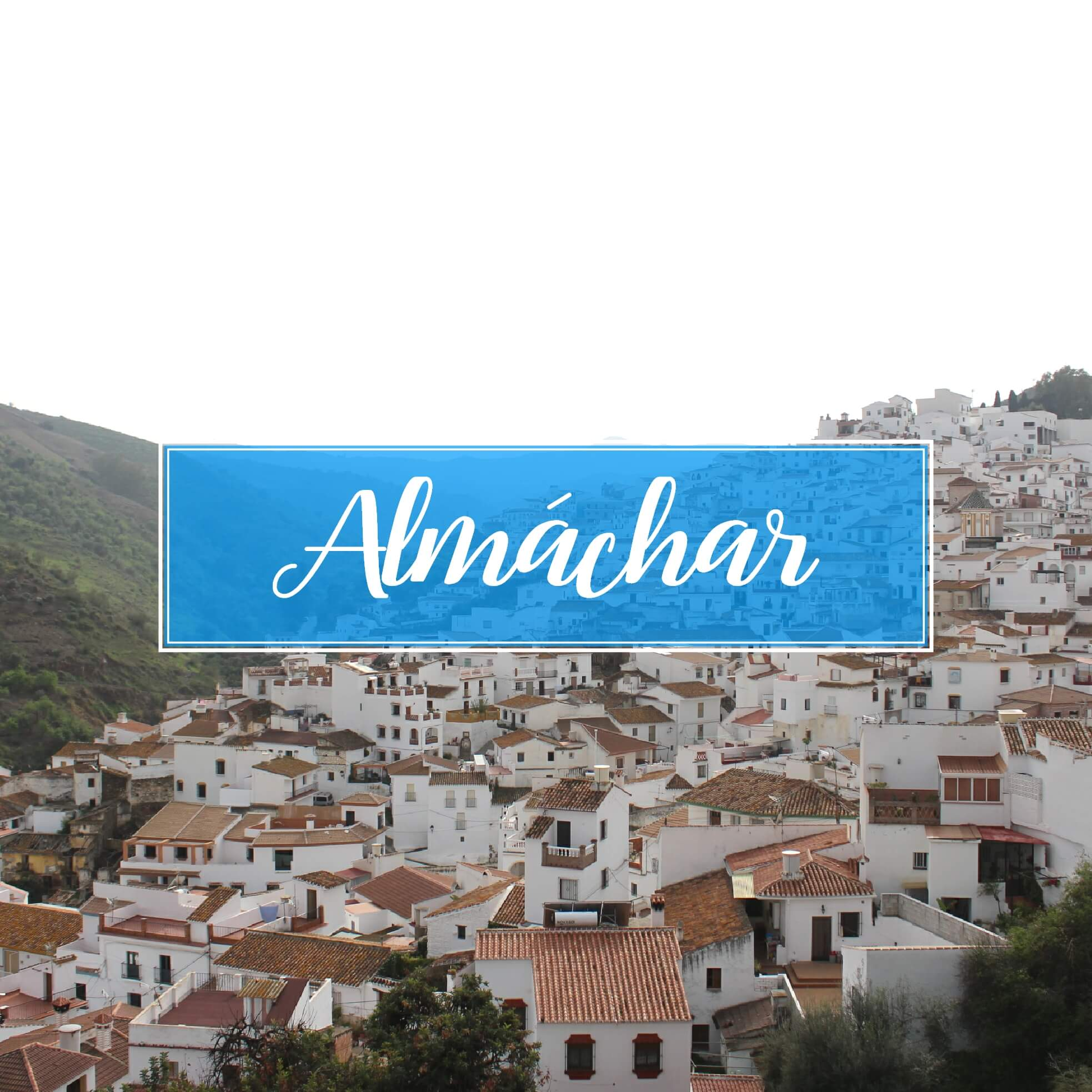 Almachar Dorp Malaga