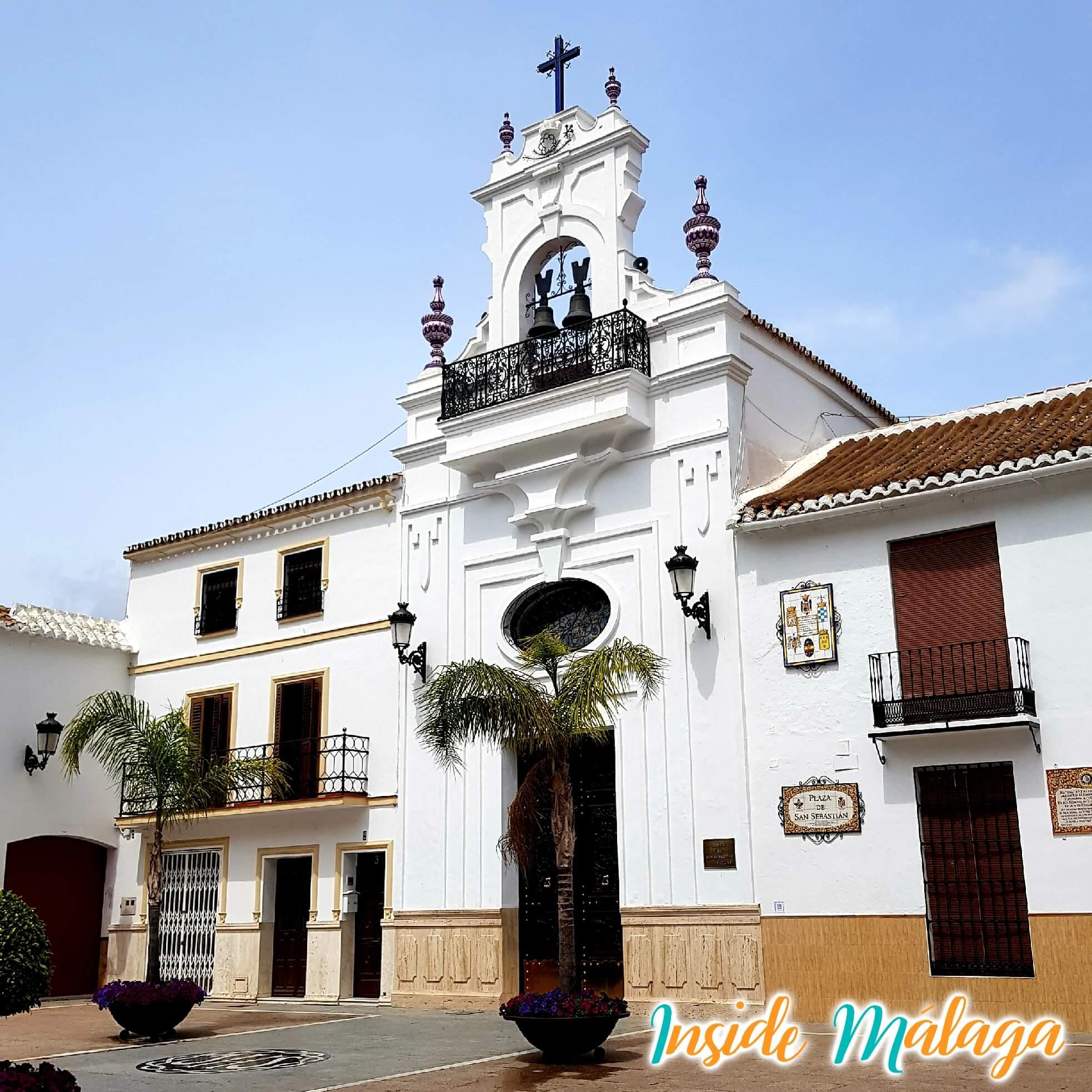 Hermitage van San Sebastian Alhaurin El Grande Malaga