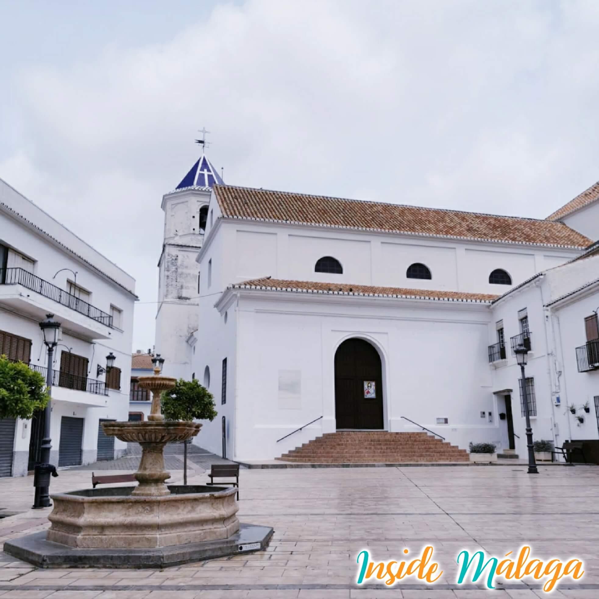 Kerk Nuestra Señora de la Encarnación Alhaurin El Grande Malaga