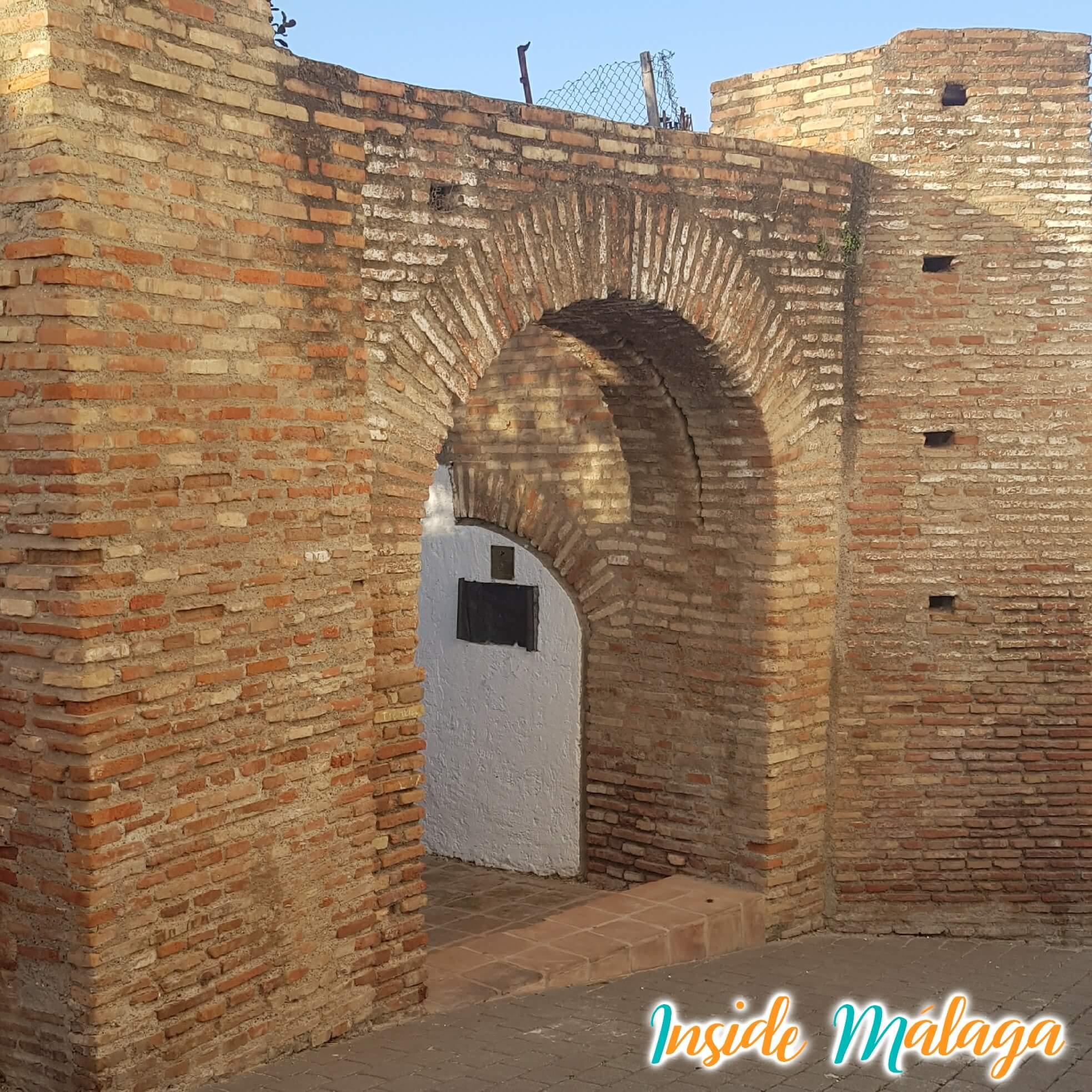 Cobertizo Arch Alhaurin El Grande Malaga