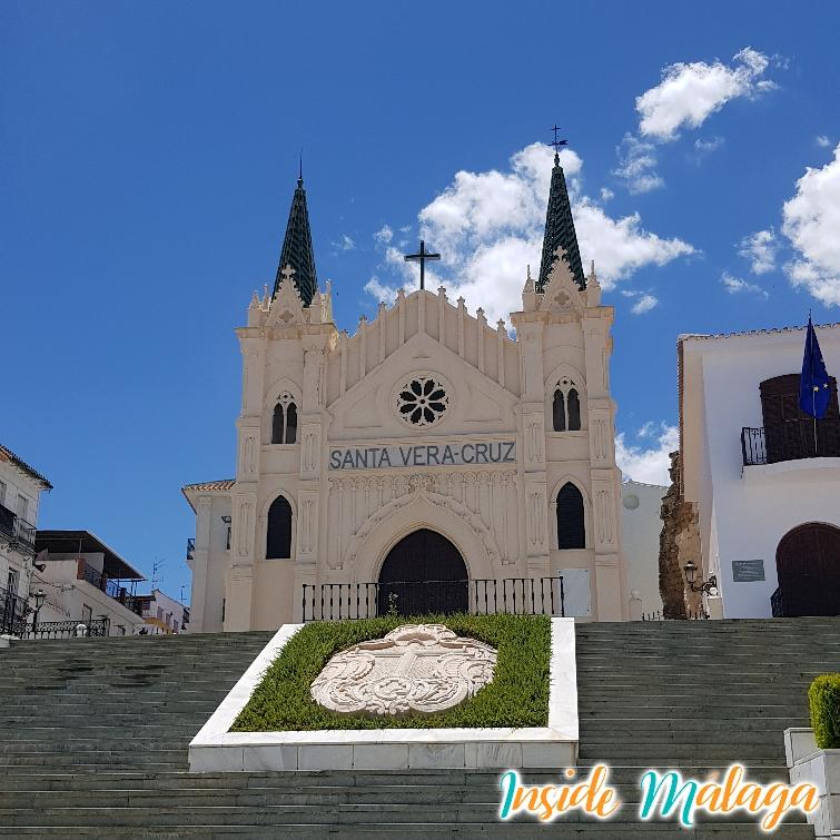 Hermitage Santa Vera-Cruz Alhaurin El Grande Malaga