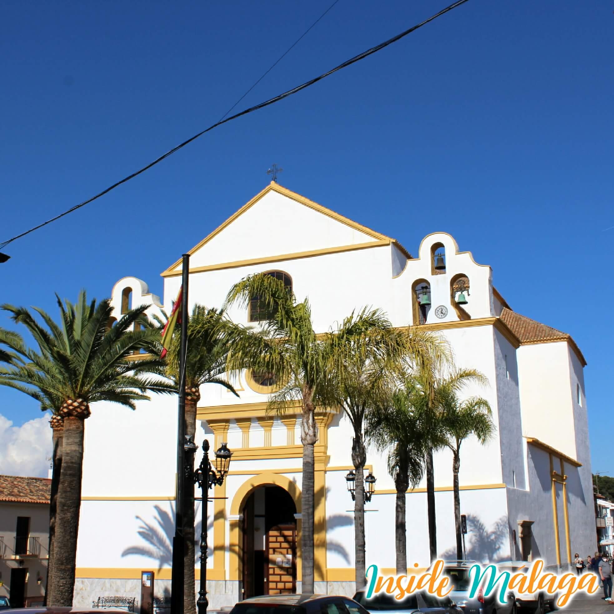 Church San Sebastián Alhaurin de la Torre Malaga