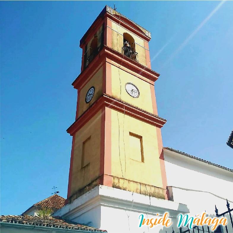 Church of Nuestra Señora del Rosario Algatocin Malaga