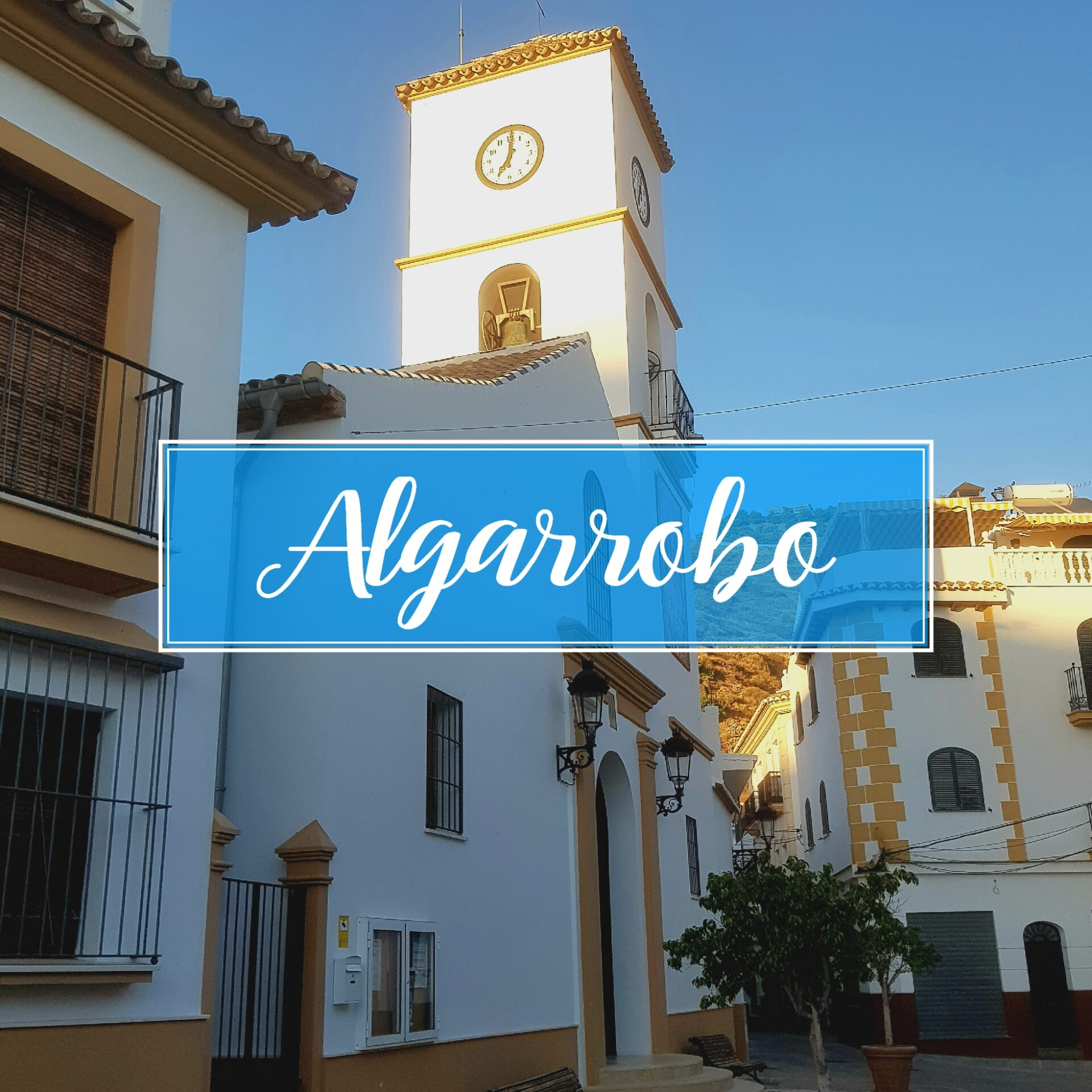 Algarrobo Town Village Malaga